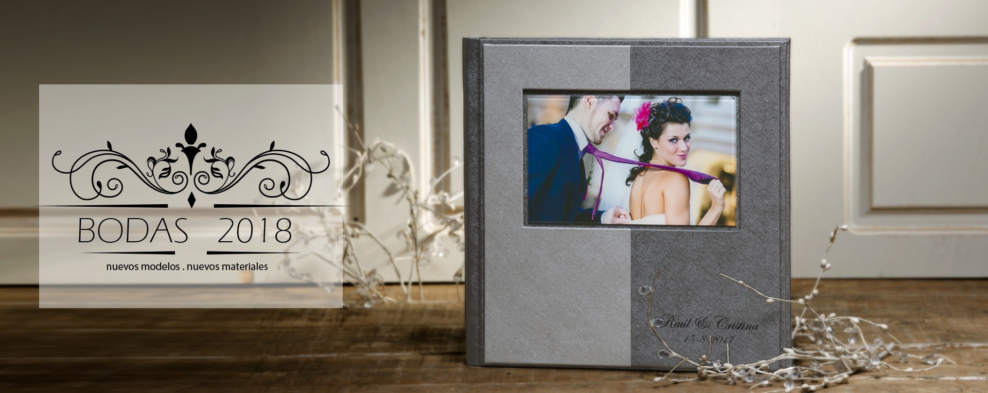 WEDDING BOOK VITORIO SALETTI